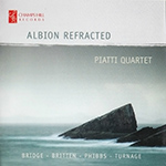 CD Piatti Quartet AlbionRefracted