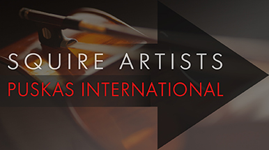 Partnership Squire Artists & Puskas International